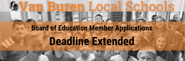 Board Member applications being accepted
