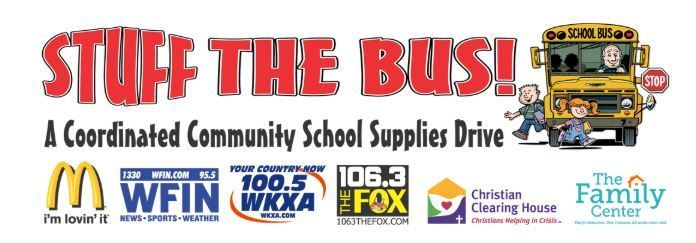 Stuff the Bus Information