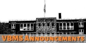VBMS Daily Announcements 10/05/20