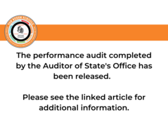 Performance Audit Released